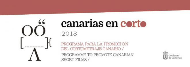 Selección de siete cortometrajes canarios para su promoción en festivales y mercados