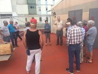Se rehabilitarán 508 viviendas en el barrio capitalino de Tres Palmas