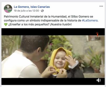 La Gomera se afianza como destino turístico a nivel regional