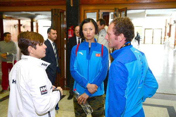 Las Palmas acoge la celebración del campeonato europeo de Láser
