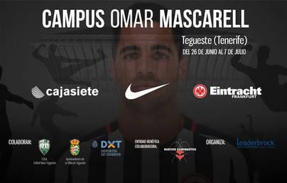 Campus de Fútbol Omar Mascarell en la Ciudad Deportiva Los Laureles de Tegueste