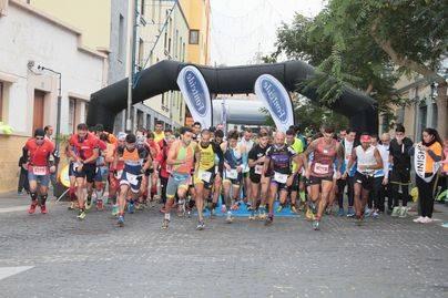 Segunda edición de la 'Garoé Duo Race'