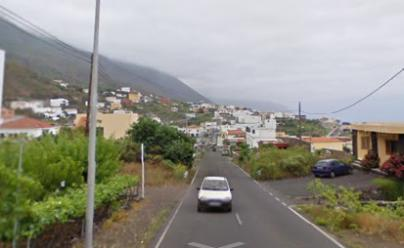 El alcalde de La Frontera reclama al Cabildo la prometida acera de Tigaday a la iglesia de la Candelaria