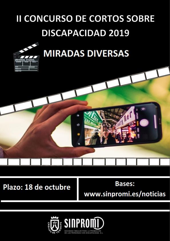 II Concurso de cortos sobre discapacidad