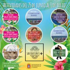 San Sebastián ofrecerá más de cuarenta actividades de ocio y deportes este verano