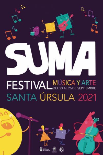 SUMA Festival brinda a la ciudadanía cuatro intensos días de conciertos, espectáculos y talleres