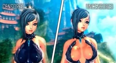 Censura eliminada en videojuegos: Cuando los fans dicen basta.