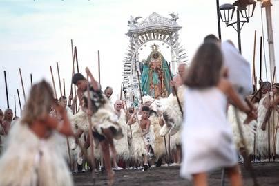 La ceremonia del Hallazgo de la Virgen nos acerca a nuestra historia