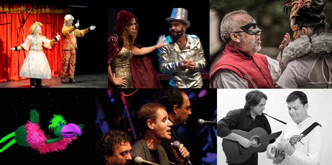 El Circuito Canario de Música, Teatro y Danza programa cerca de 30 espectáculos en las islas