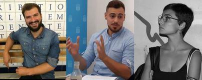 Tres autores de la joven literatura canaria participan en la Feria del Libro de Madrid