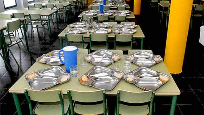 El sindicato STEC-IC contra la privatización de los comedores escolares