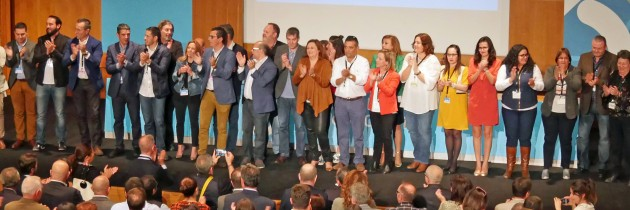 Barragán revalida su condición de Secretario General de CC