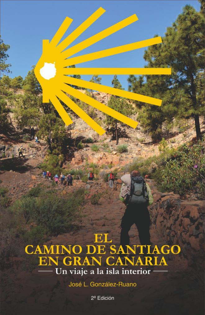 Turismo de Canarias reedita la obra 'El Camino de Santiago en Gran Canaria' como promoción en el año Jacobeo