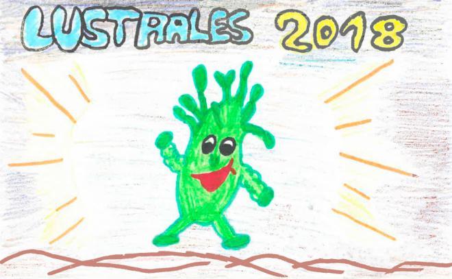 """""""Saladito"""" será la mascota infantil de las Fiestas Lustrales"""
