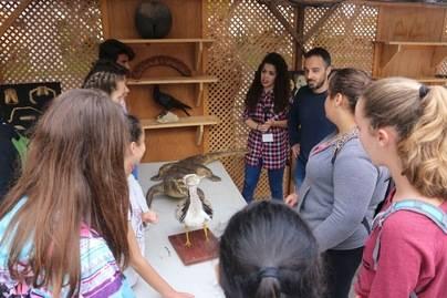 Educación ambiental estrecha lazos con el alumnado de Primaria y Secundaria de Tenerife