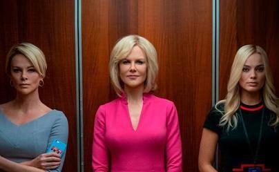 Llega a los cines 'El escándalo'
