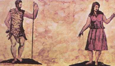 Los aborígenes grancanarios preferían los duelos a las guerras