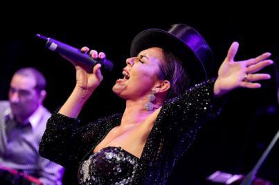 El concierto 'Cotton Club Diva' de Fimucité llega al Guiniguada con la voz de Esther Ovejero