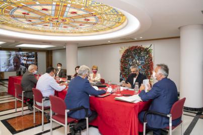 El Gobierno autoriza al Cabildo de El Hierro la ampliación del plazo de ejecución del Fdcan