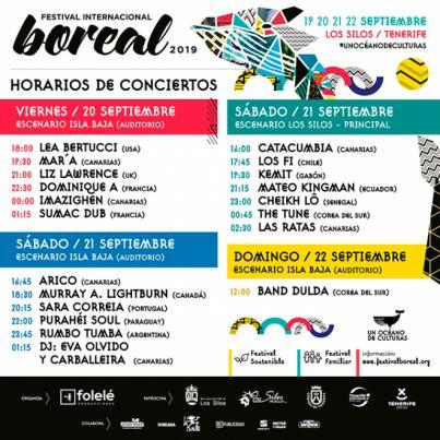 El año en que el Festival Boreal acoge más propuestas avant-garde y experimentales