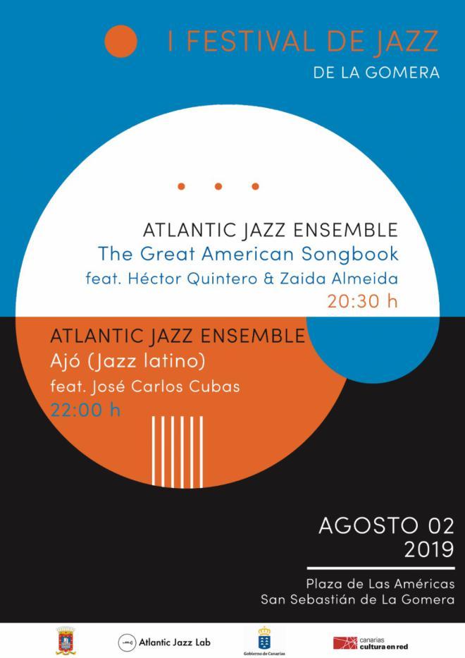 San Sebastián de La Gomera acoge el I Festival de Jazz Insular