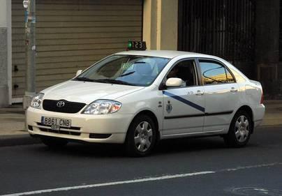 Abierto el plazo para el rescate de taxis en Santa Cruz