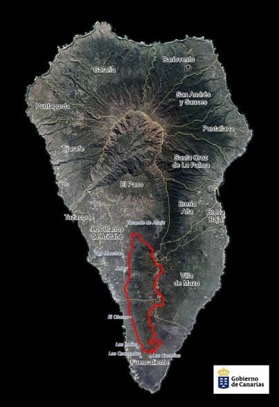 Desalojan a 500 vecinos de Montes de Luna y Tigalate, en Mazo