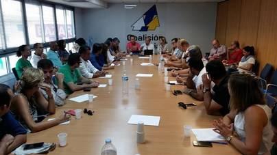 CC y PP cierran el acuerdo para apoyar la investidura de Rajoy