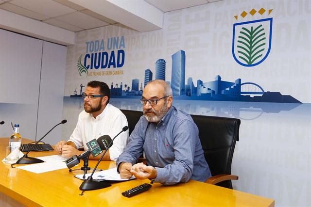 Las Palmas recibe 2,7 millones de la UE para desarrollar doce proyectos de movilidad y turismo