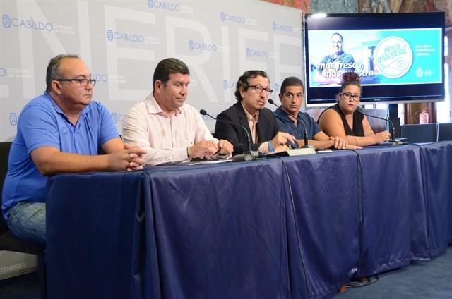 El Cabildo de Tenerife impulsa una campaña para promocionar la pesca local