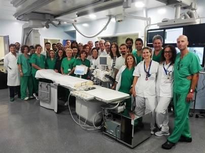 El Hospital de La Candelaria, finalista de los premios nacionales TOP 20