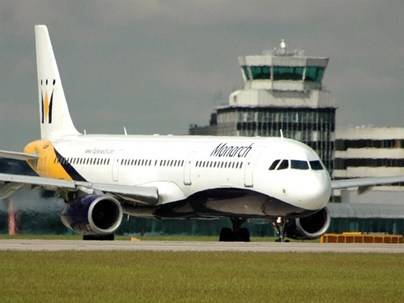 Greybull Capital inyecta 182 millones en Monarch Airlines