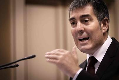 Clavijo: el acuerdo CC-PSOE no supone ningún intercambio