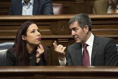 CC y PSOE convocan este lunes la mesa del pacto por el reparto del FDCAN