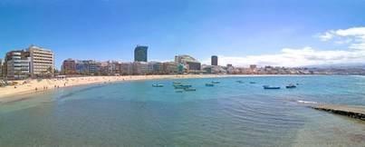 Las Palmas de Gran Canaria, mejor destino turístico emergente de Europa