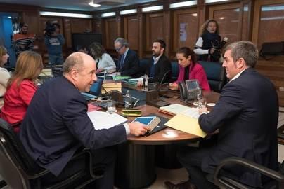 El Gobierno de Canarias aprueba por unanimidad el nuevo reparto del Fdcan
