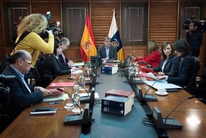 Clavijo consensuará con los portavoces parlamentarios para la Conferencia de Presidentes