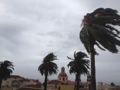 Situación de Alerta por Vientos y Fenómenos Costeros en Canarias