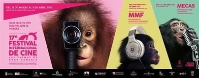 Proyecto Gran Simio pide al Festival de Cine de LPGC la retirada de la imagen de simios del cartel