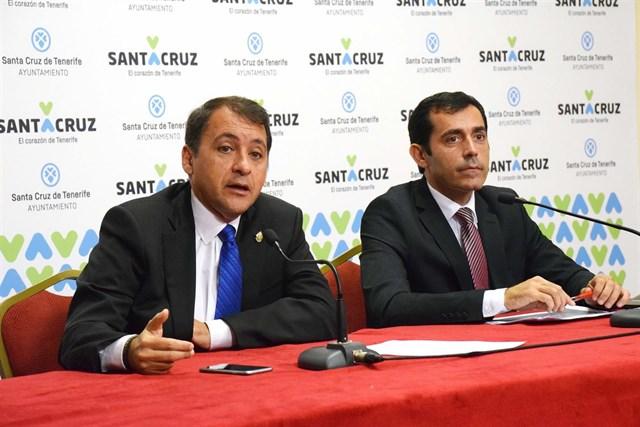 La recaudación en Santa Cruz crece un 3% en 2016