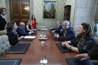 Exteriores aconseja no viajar a Venezuela salvo