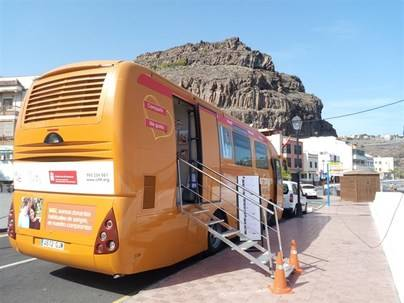 El ICHH prosigue con su campaña de donación de sangre en Tenerife y Gran Canaria