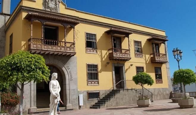 José Ramón León nuevo alcalde de Icod de los Vinos