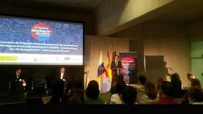 """Pérez-Dionis: """"Nuestros centros están cada vez más volcados en Europa"""""""