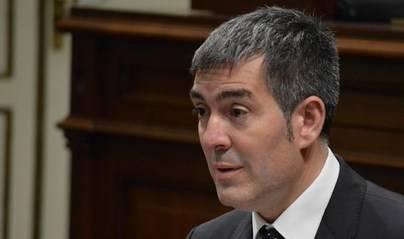 Clavijo: Habrá que reformar la constitución pero 'sin ninguna pistola en la sien'