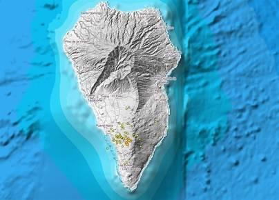 Pevolca apunta a una pequeña intrusión magmática a gran profundidad en La Palma