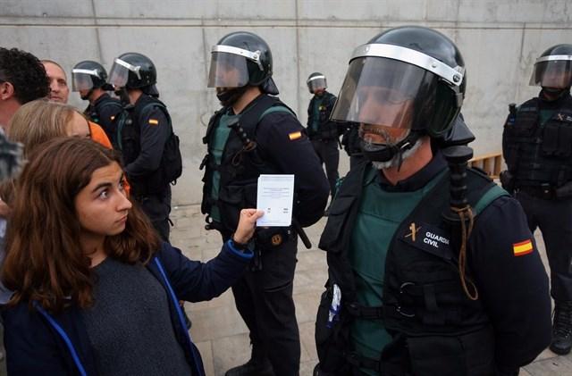 Guardia Civil demuestra con grabaciones que los resultados del 1-O fueron decididos previamente