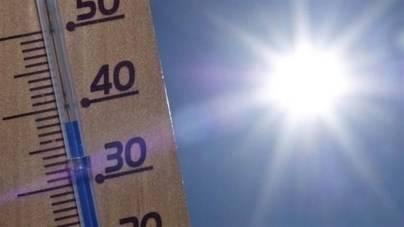Alerta por temperaturas máximas de 38 grados en Lanzarote y Fuerteventura