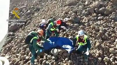 El Instituto de Medicina Legal confirma que el cuerpo encontrado en el Teide pertenece a Víctor Teni