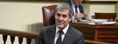 Clavijo: 'La Ley de Servicios Sociales no va a solucionar la pobreza en Canarias'